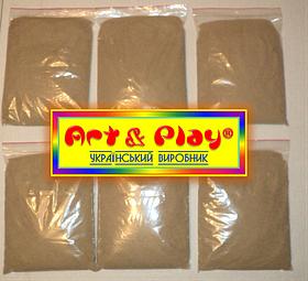 Песок для рисования очищенный 2кг Art&Play®