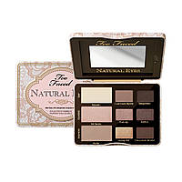 Палетка теней Too Faced Natural Eye Neutral Eye Shadow Collection, фото 1
