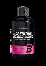 L-карнитин Biotech L-carnitine 100.000 liquid 500 мл