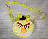Сумка детская мягкая птичка,цвета арт 0883., фото 3