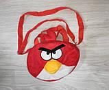 Сумка детская мягкая птичка,цвета арт 0883., фото 4