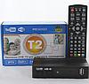 Тюнер ресивер Т2 MEGOGO цифровая приставка для просмотра цифрового телевидения DVB-T2, Wi-Fi, IPTV, USB, фото 2