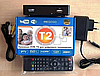 Тюнер ресивер Т2 MEGOGO цифровая приставка для просмотра цифрового телевидения DVB-T2, Wi-Fi, IPTV, USB, фото 4