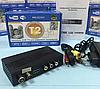 Тюнер ресивер Т2 MEGOGO цифровая приставка для просмотра цифрового телевидения DVB-T2, Wi-Fi, IPTV, USB, фото 3