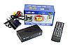 Тюнер ресивер Т2 MEGOGO цифровая приставка для просмотра цифрового телевидения DVB-T2, Wi-Fi, IPTV, USB, фото 6