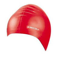 Шапочка для плавания силиконовая BECO 7390 5 красная