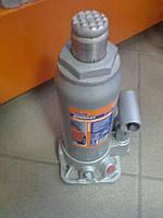 Домкрат гидравлический бутылочный 3т в кейсе Миол 80-021