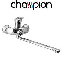 Смеситель для ванны длинный нос CHAMPION MARS EURO (CHR-006)