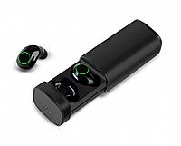 Беспроводные наушники X23 TWS Stereo Earbuds Bluetooth,черные