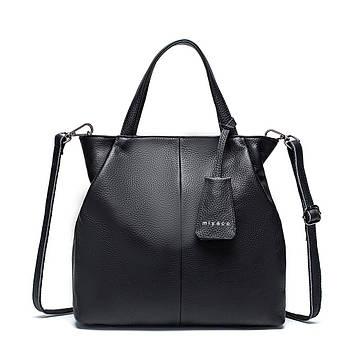 Модная женская сумка. Сумка женская стильная. Сумочка женская (черная)