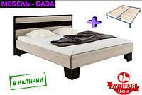 Кровать двуспальная 1.6*2.0 Скарлет + Ламели в комплекте!