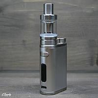 Электронная сигарета Eleaf iStick Pico 75 W, айстик пико 75 вт, вейп СЕРЕБРО