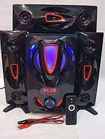 Акустическая система  2 колонки+ сабвуфер 3в1  Era Ear E-83 (60 Вт) Акция!