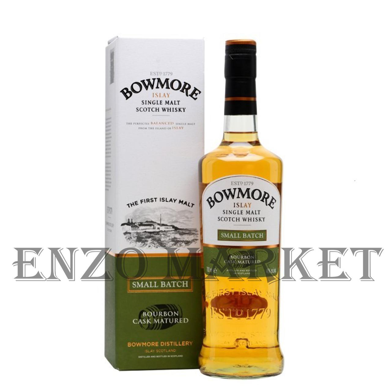 Виски Bowmore Small Batch (Боумор Смолл Батч) 40%, 0,7 литра