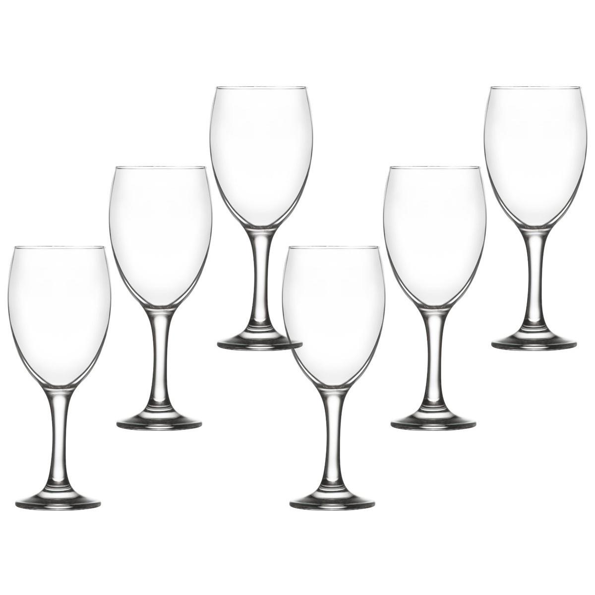 Набір келихів для вина 6 шт 590 мл Empire Lav 31-146-173