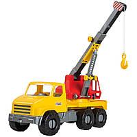 """Детская игрушечная машинка автокран """" City Truck """" для мальчика"""