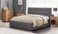 Кровать Сапфир в мягкой обивке