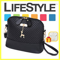 Женская сумка клатч Бэмби + Подарок!