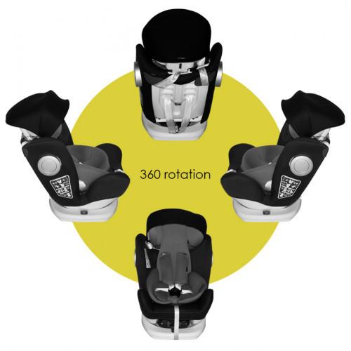 Детское автокресло Coletto Sportivo Only red (9-36 кг) (Колетто Спортиво Онли, Польша)