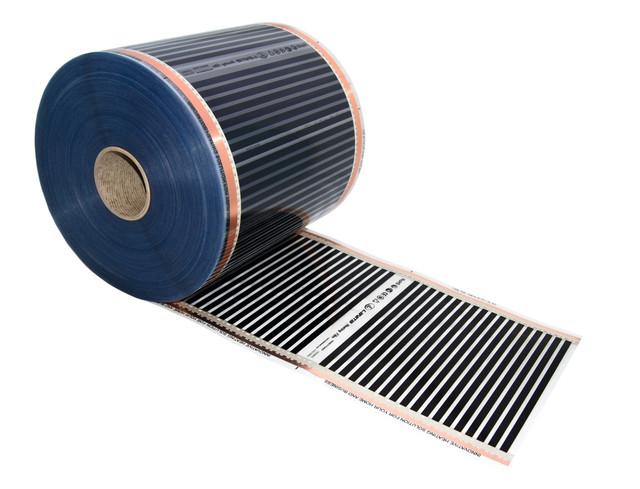 Інфрачервона нагрівальна плівка In-Therm (Південна Корея) для підігріву підлоги