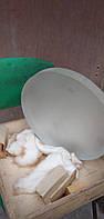 Стекло  с зеркальным напылением D300 мм L35 мм( К8), фото 1