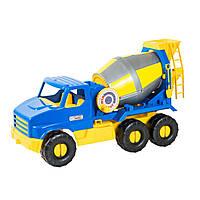 """Детская игрушечная машинка Бетономешалка """" City Truck """" для мальчика"""