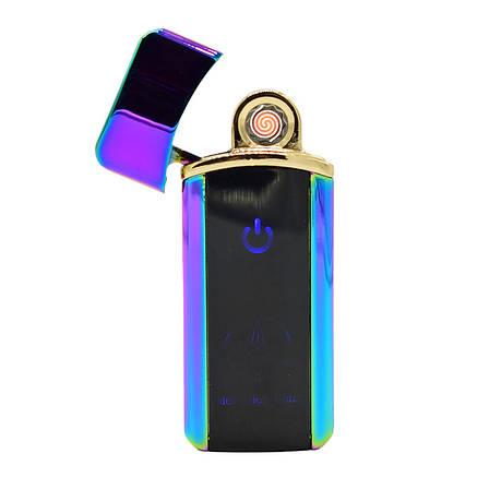 Електрическая USB зажигалка спиральная H1, фото 2