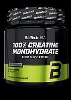Креатин Моногидрат Biotech 100% creatine monohydrate банка 500 г