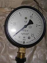 Манометр МП3-У 6 кгс (0.6 МПа)