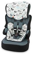 Автокресло детское Bertoni X-Drive Plus Grey Whales