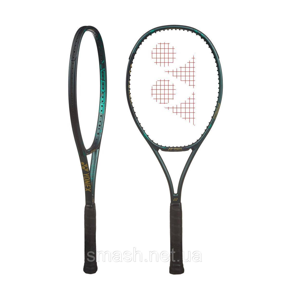 Ракетка для тенісу Yonex Vcore Pro 97 (310G) Matte Green