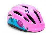 Шлем велосипедный FSK KS502 розовый ()