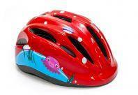 Шлем велосипедный FSK KS502 красный ()