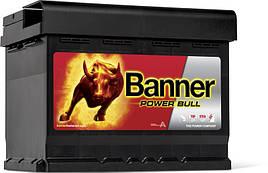 Banner 6СТ-62 Power Bull P6219 Автомобильный аккумулятор