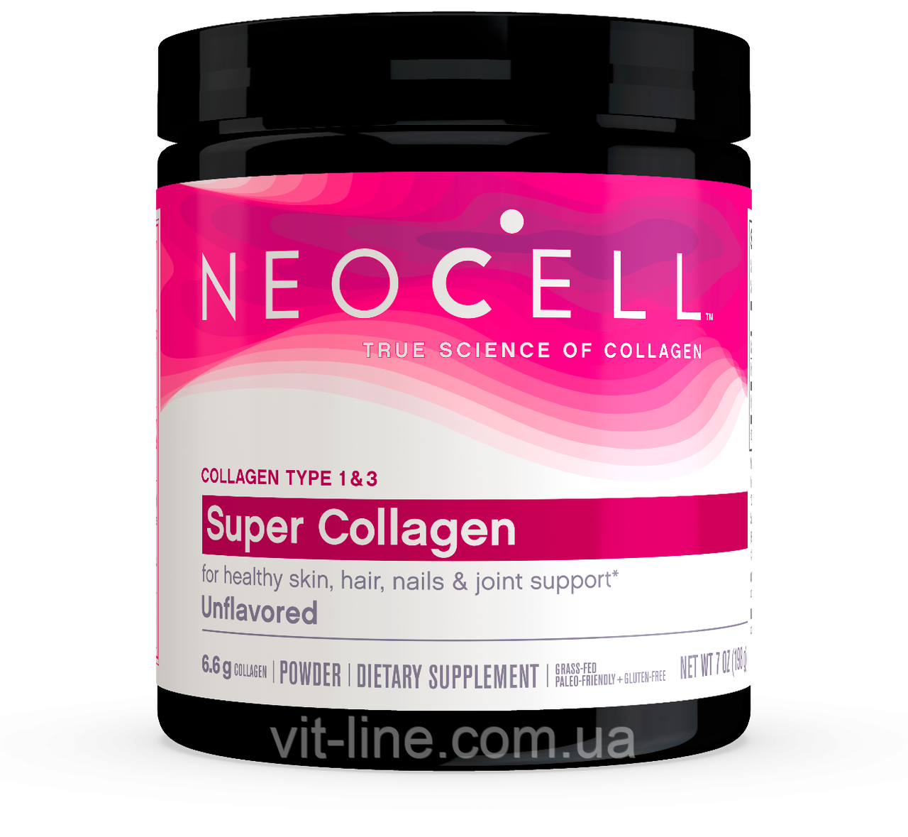 Neocell Суперколлаген тип 1 і 3 198 г