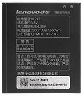 Аккумулятор BL212  Lenovo S8, A620T, S898t
