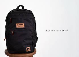 Рюкзак «Mavens Carryon» для ручной клади Wizz Air (40х30х20) | Ryanair (40х20х25)  Цвет черный