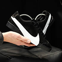 "Кроссовки Nike Blazer City Low LX  ""Черные"", фото 3"