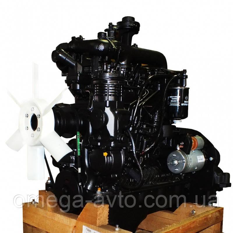 Двигатель ЗИЛ 130, 131 (108, 8л.с.) комплект переоборудования (ЗИП) (пр-во ММЗ) Д245.12С-231М