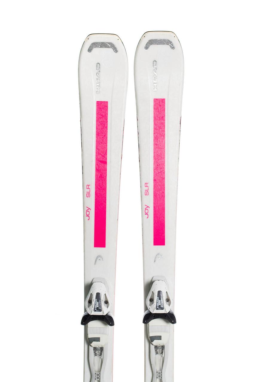 Лыжи горные Head Absolut Joy SLR 153 White-Pink Б / У