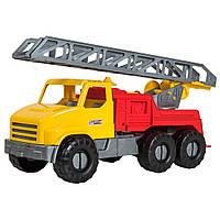 """Детская игрушечная пожарная машина Автокран"""" City Truck """" для мальчика"""
