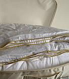 Ковдра микрогелевое TAC Harmony двоспальне євро 195х215 см, фото 3