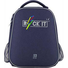Рюкзак школьный каркасный Kite Education Rock it K20-531M-2
