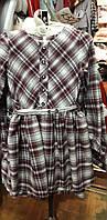 """Красивое  нарядное платье на девочку в клеточку  """" Шотландка""""  122р-146р"""