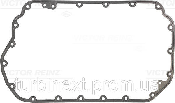 Прокладка поддона картера металлическая AUDI A4 VW PASSAT VICTOR REINZ 70-34211-00
