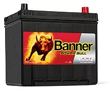 Banner 6СТ-60 Power Bull P6062 Автомобильный аккумулятор