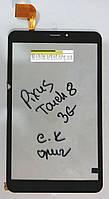 Сенсор (тачскрин) для планшета PIXUS TOUCH 8 3G #FPCA-80A15-V01(203x120)51pin 8,черный