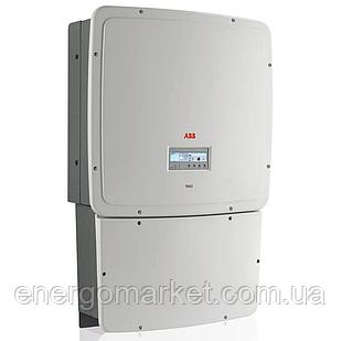 Сетевой инвертор ABB TRIO-20.0-TL-OUTD-S2X (20 кВт)