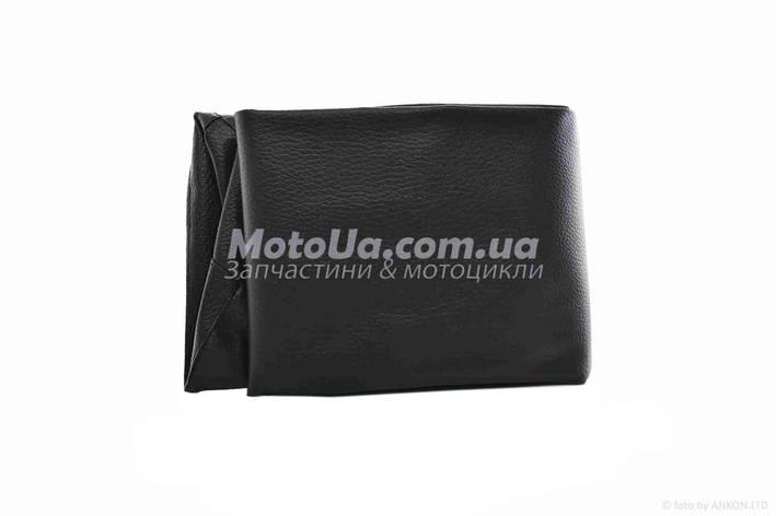 Чохол сидіння Yamaha JOG SA36/39 чорний, без канта JD, фото 2