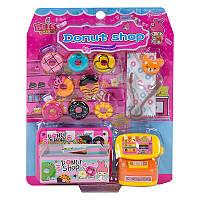"""Игровой набор продуктов """"Магазин пончиков"""" А 2005"""